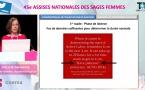 14H00 Administration de l'oxytocine au cours du travail spontané : présentation des dernières recommandations pour la pratique clinique - Bénédicte COULM (Paris)