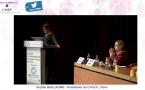 09:00 Sophie GUILLAUME, Présidente CNSF