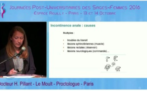 Incontinence anale - H Pillant – Le Moult