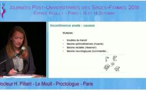 Incontinence anale - H Pillant – Le Moult