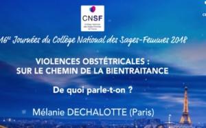16emes Journées CNSF de France 5 & 6 février 2018 les vidéos