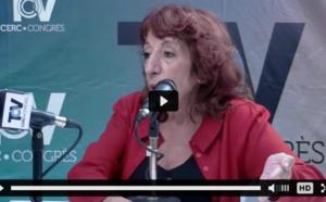 CERC•CONGRES TV - Interview de Farida HAMMANI (MONTPOUILLAN)
