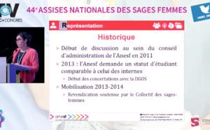 16:00 Christine MORIN (Bordeaux) et Eléonore BLEUZEN (Nantes)
