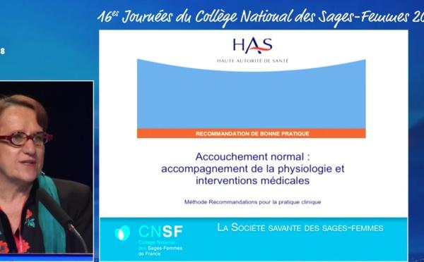 16emes Journées CNSF de France 5 & 6 février 2018 Discours d'ouverture