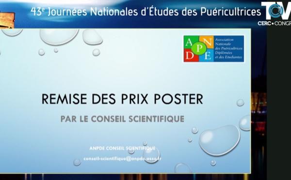 Remise des Prix poster - ANPDE La Rochelle 2018