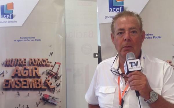 Retrouvez l'interview du stand ACEF Côte d'Azur à l'occasion du Congrès 2015 des Puéricultrices.