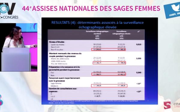 14:00 PRÉSENTATION DES MÉMOIRES LAURÉATS DU GRAND PRIX ÉVIAN DES ÉCOLES DE SAGES-FEMMES
