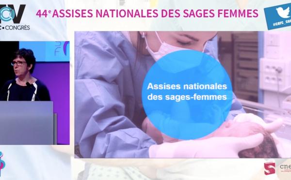 Présentation des Assises Sages-Femmes de Strasbourg 17-18-19 mai 2017