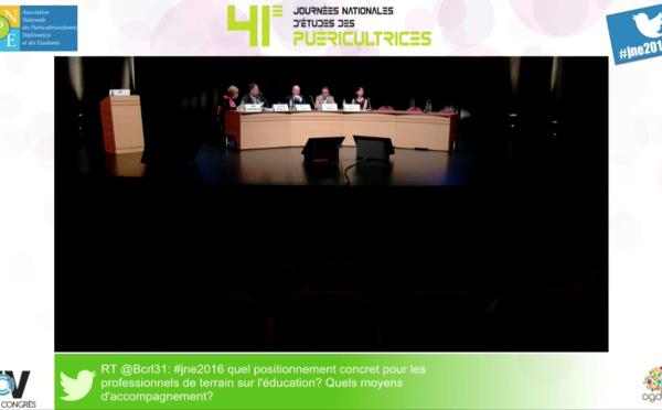 10 : 00 Echange avec le public